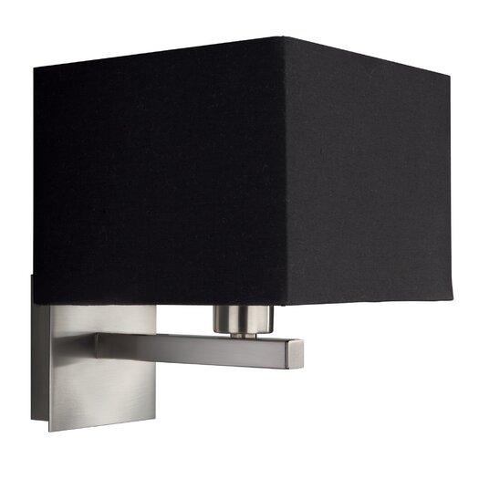 Philips Consumer Luminaire 1 Light Wall Sconce in Nickel