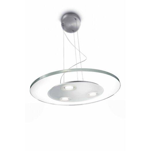 Philips Consumer Luminaire Vidro 3 Light Pendant