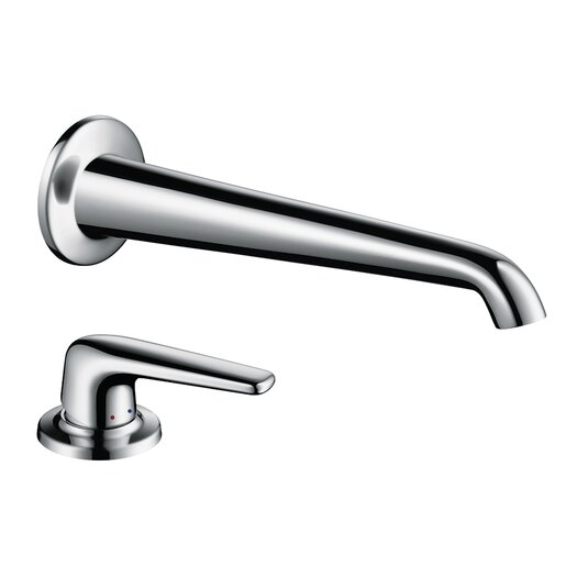 Hansgrohe Axor Bouroullec Single Handle Wall Spout Faucet