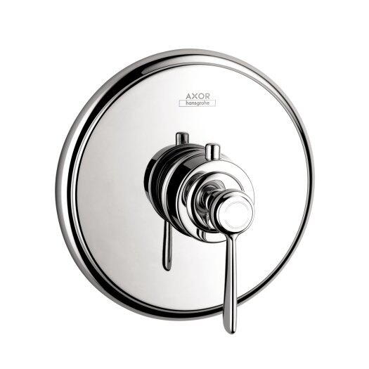 Hansgrohe Axor Montreux Thermostatic Faucet Trim with Lever Handle