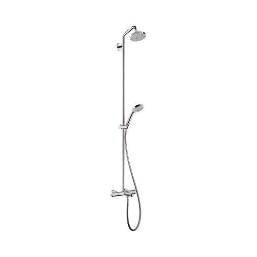 Hansgrohe Croma Tub/Shower Showerpipe