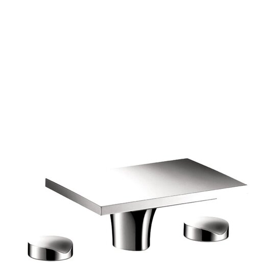 Hansgrohe Axor Massaud Widespread Faucet with Pop Up Drain