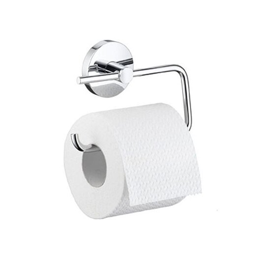 Hansgrohe E & S Accessories Wall Mounted Toilet Paper Holder