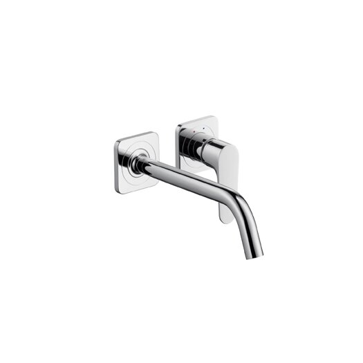 Hansgrohe Axor Citterio M Single Handle Wall Mounted Faucet