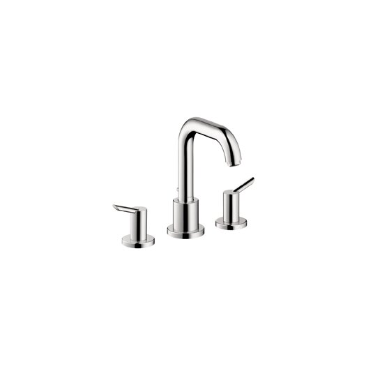 Hansgrohe Focus 3 - Hole Roman Tub Faucet Set With Trim