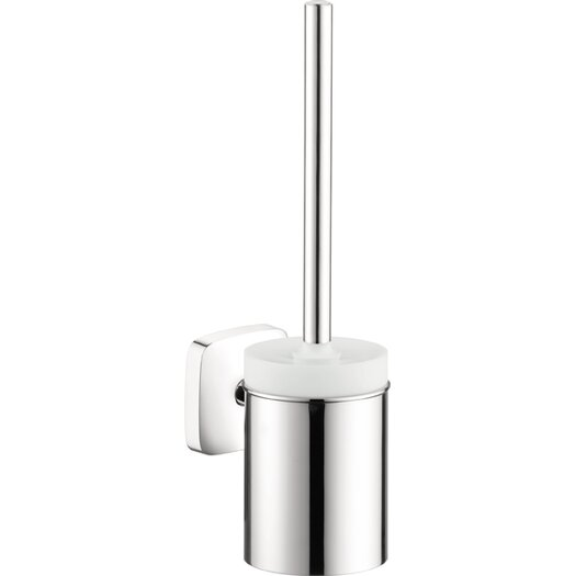 Hansgrohe Puravida Toilet Brush with Holder