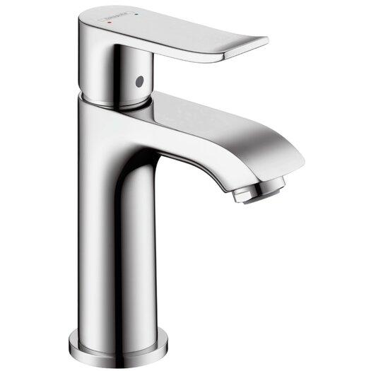Hansgrohe Metris 100 Single Handle Bathroom Sink Faucet