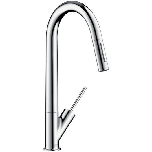 Hansgrohe Axor Starck HighArc Single Handle Single Hole Kitchen Faucet