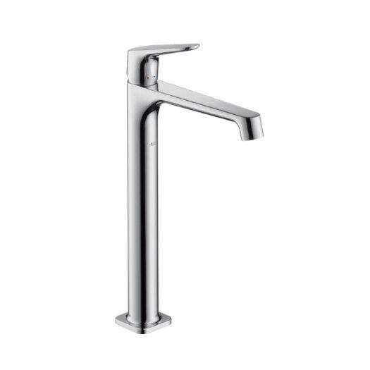 Hansgrohe Axor Citterio M Single Hole Tall Bathroom Faucet with Single Handle