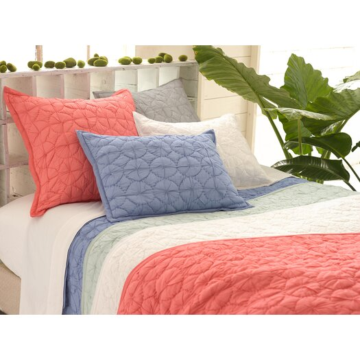 Pine Cone Hill Marina Quilted Sham