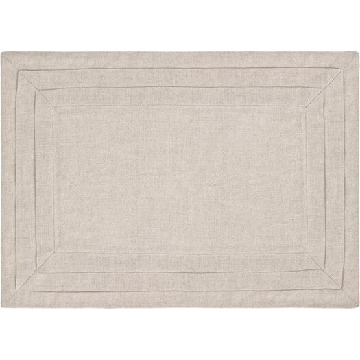 Pine Cone Hill Pleated Linen Placemats