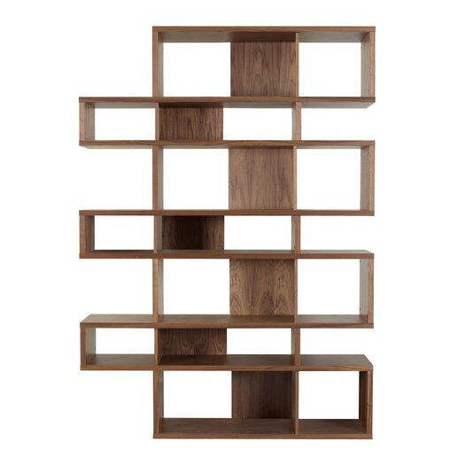 "Tema London Composition 87"" Bookcase"