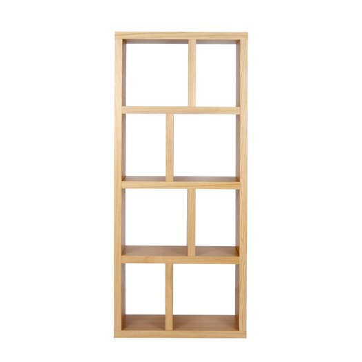 "Tema Berlin 4 Level 63"" Shelf Bookcase"