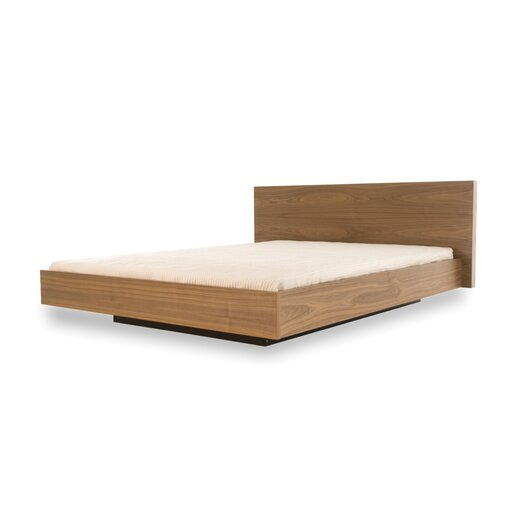 Float Queen Size Bed With Mattress Support