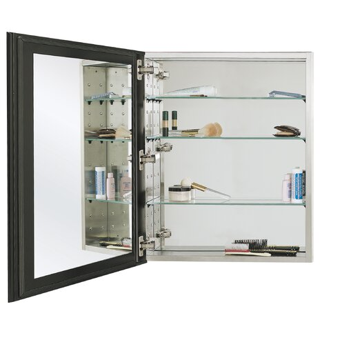 """Alno Inc Reflections Oversize Series 24"""" x 30"""" Recessed Medicine Cabinet"""