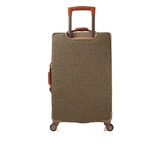 """Hartmann Tweed Belting 26"""" Spinner Suitcase"""