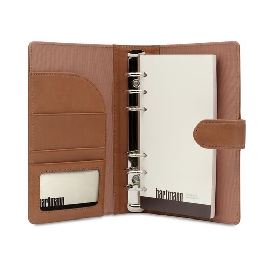 Hartmann J Hartmann Reserve Six-Ring Compact Agenda in Natural