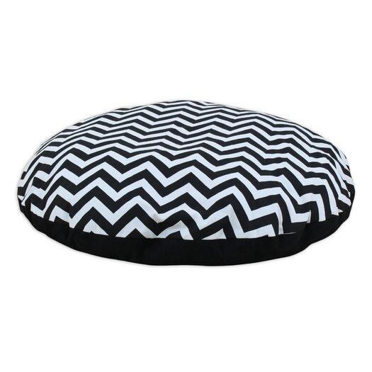 Chooty & Co Zig Zag Dog Pillow