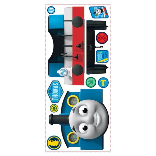 Room Mates Thomas The Tank Engine Giant Wall Decal