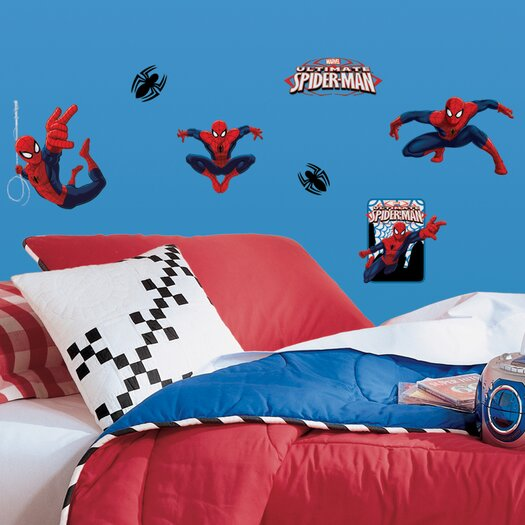 Room Mates Spiderman Ultimate Wall Decal