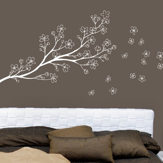 Room Mates Mia & Co Ryukyu Wall Decal