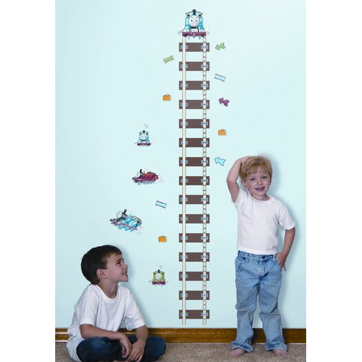 Room Mates Favorite Characters Thomas and Friends Growth Chart