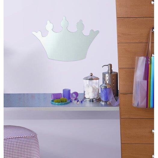 Room Mates Princess Large Peel and Stick Mirror
