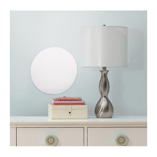 Room Mates Wall Mirrors Dot/Circle Large Wall Decal