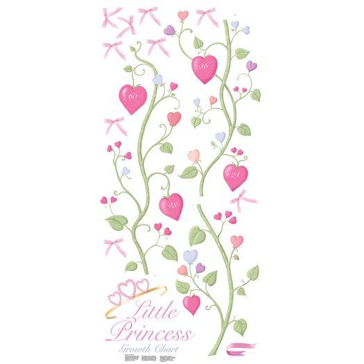 Room Mates Studio Designs Fairy Princess Growth Chart