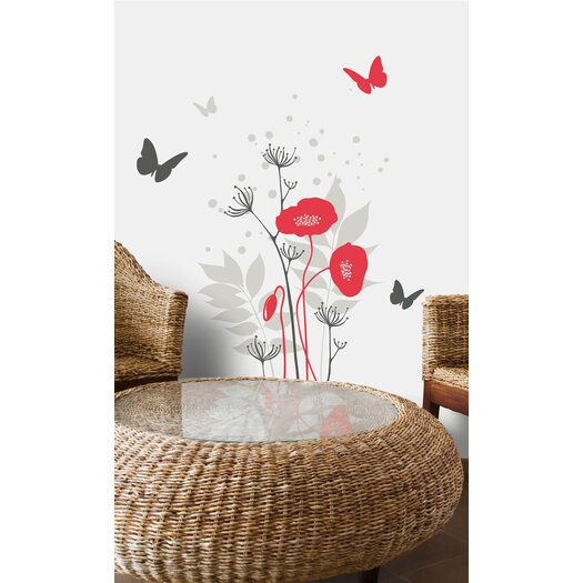 Room Mates Mia & Co Avignon Wall Decal