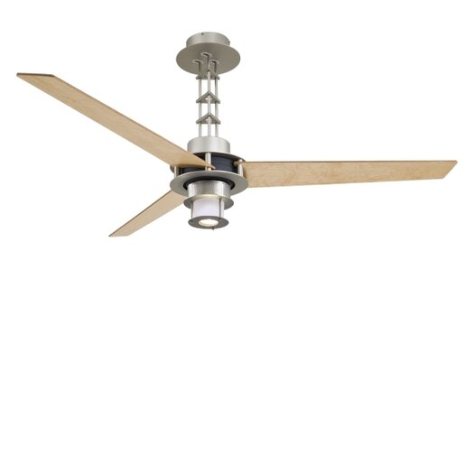"""Minka Aire 56"""" San Francisco 3 Blade Ceiling Fan with Wall Control"""