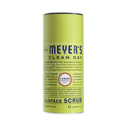 Mrs. Meyers Surface Scrub in Lemon Verbena