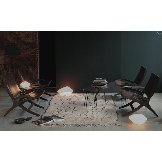 Oluce Stone Table Lamp