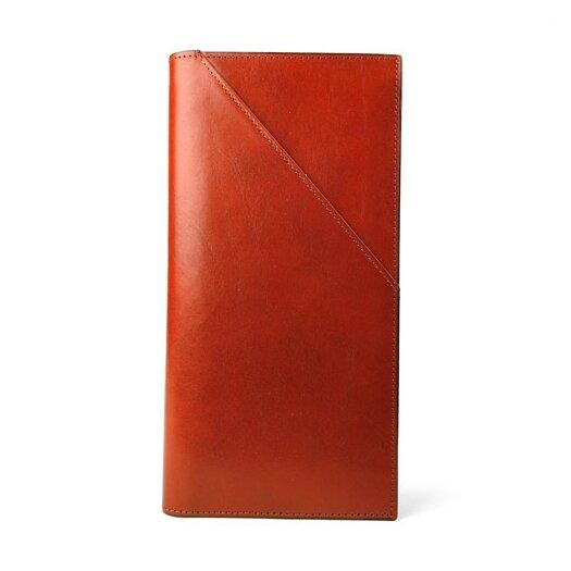 Bosca Old Leather Flight Attendant Wallet