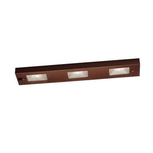 "WAC Lighting 17.875"" Xenon Under Cabinet Bar Light"