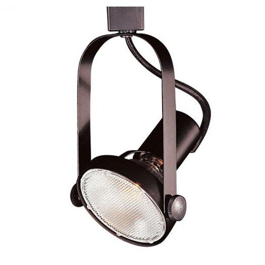 WAC Lighting 1 Light Luminaire Line Voltage Track Head