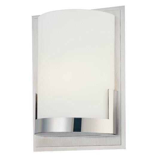 George Kovacs by Minka Convex 1 Light Wall Sconce