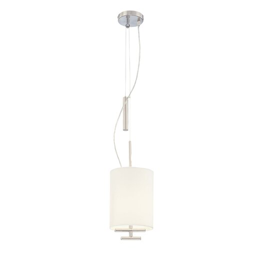 George Kovacs by Minka Counter Weights Drum Pendant