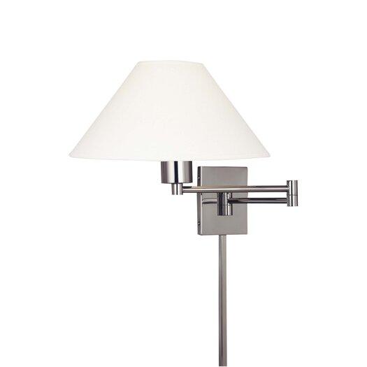 George Kovacs by Minka Boring Swing Arm Wall Lamp