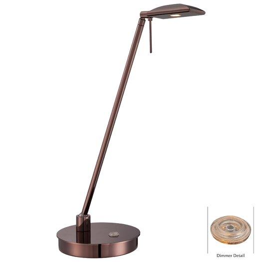 "George Kovacs by Minka 1 LED Light 19"" H Table Lamp"