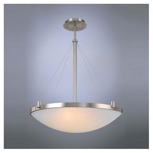 George Kovacs by Minka Suspended 6 Light Inverted Pendant