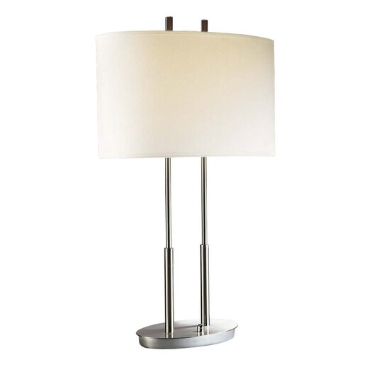 George Kovacs by Minka Table Lamp with Drum Shade