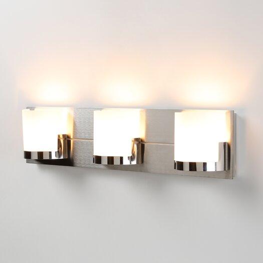 George Kovacs by Minka Convex 3 Light Vanity Light