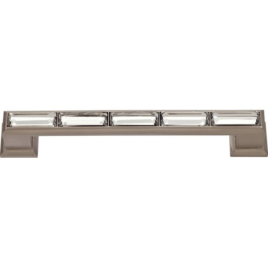 "Atlas Homewares Legacy Crystal 5.9"" Bar Pull"