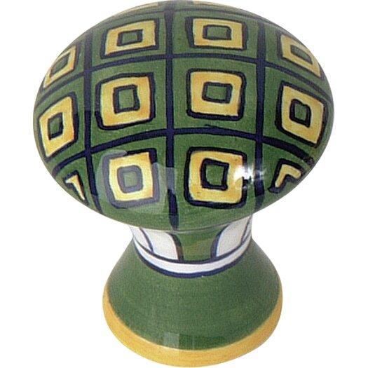 "Atlas Homewares Ceramic 2"" Round Knob"