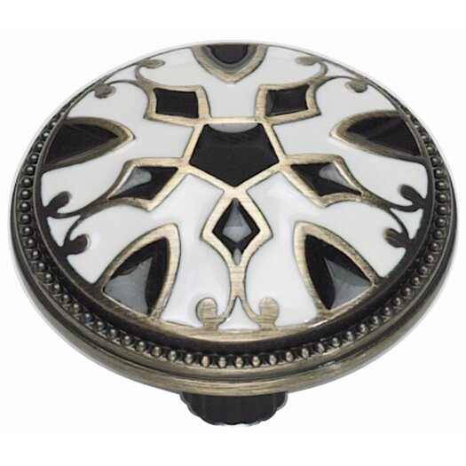 "Atlas Homewares Canterbury 1.5"" Round Knob"