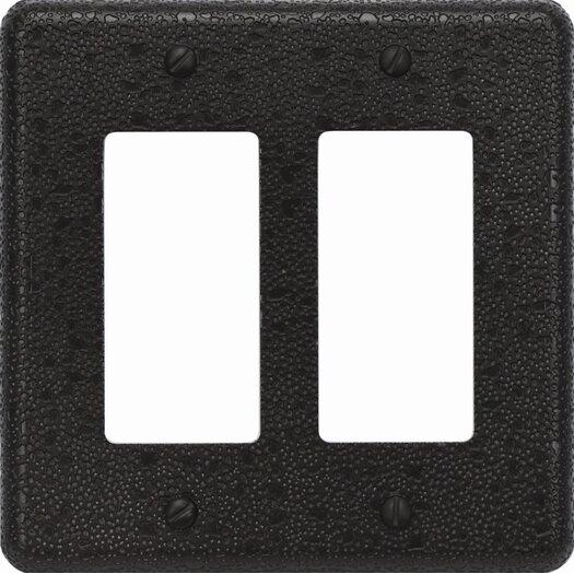 """Atlas Homewares 4.87"""" Olde World Double Rocker"""