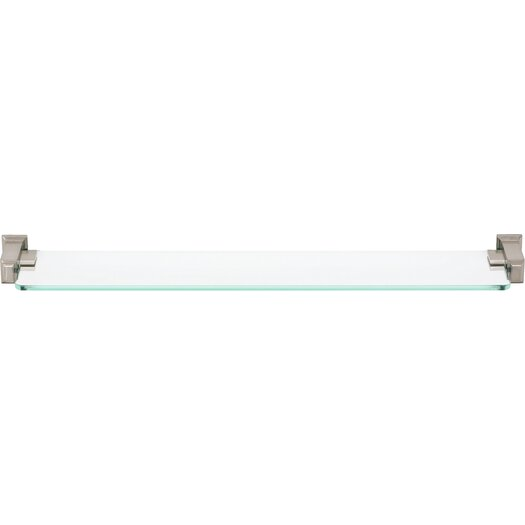 "Atlas Homewares Sutton Place 25"" x 1.38"" Bathroom Shelf"