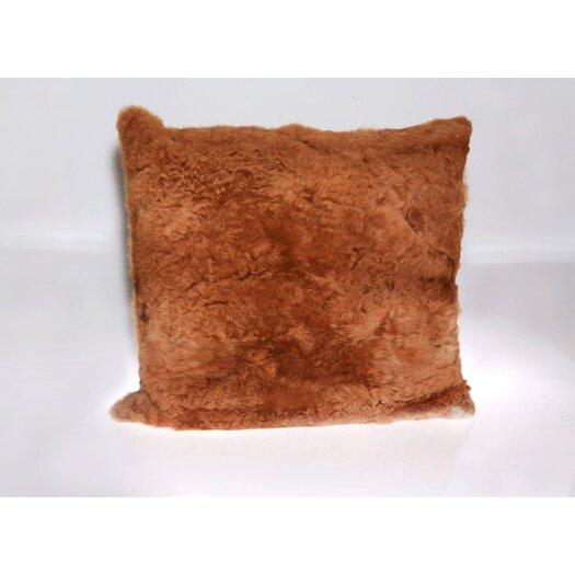 Deluxe Comfort Alpaca Fur Pillow