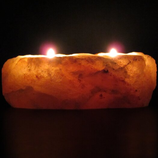 Deluxe Comfort Natural Salt Votive
